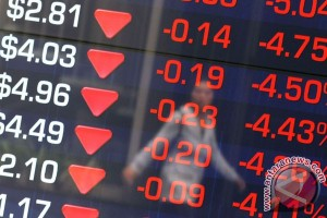 Indeks saham Tokyo dibuka ajlok karena yen menguat