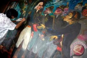 Indonesia kekurangan ahli restorasi lukisan