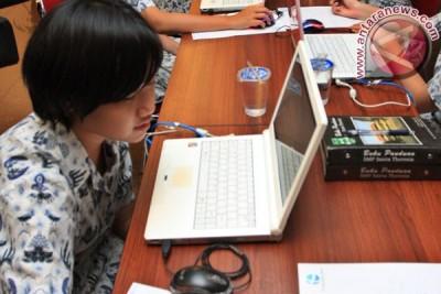Kemenperin laksanakan ujian online CPNS 2014