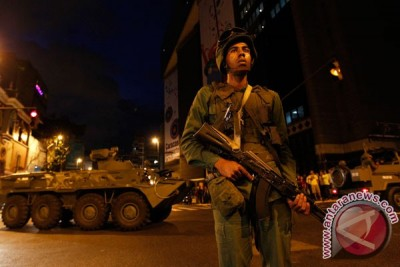 Venezuela tukar senjata warga dengan beasiswa