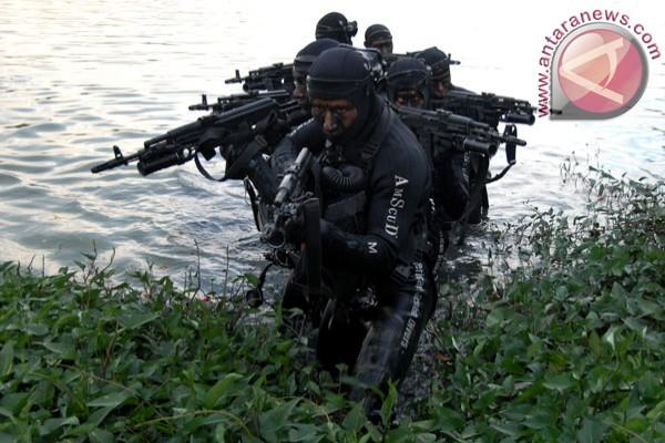 Intai Amfibi TNI AL diperkuat 30 personel baru