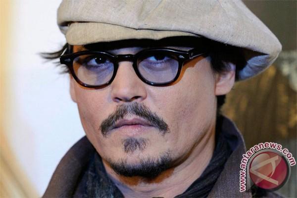 Johnny Depp akan bermain dalam film indie