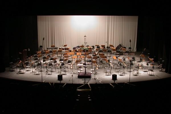 Pengamen-tokoh lintas agama saksikan orkestra YPK