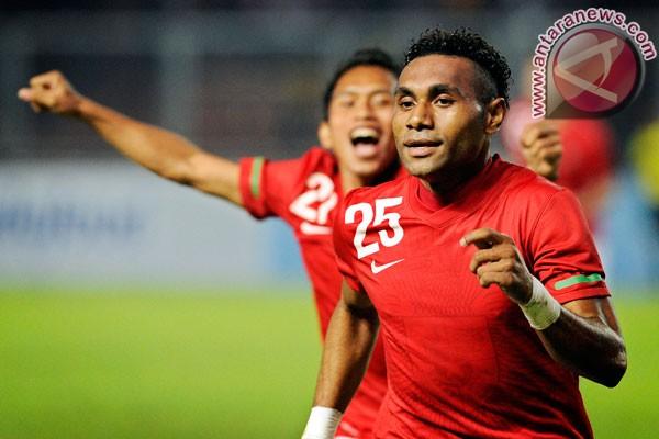 Susunan pemain Indonesia lawan Korea Utara