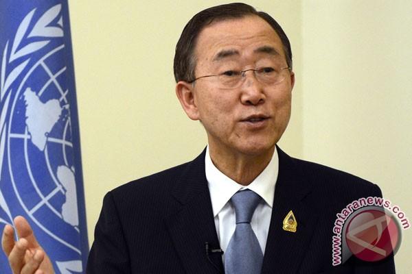Sekjen PBB kutuk semua aksi penyanderaan