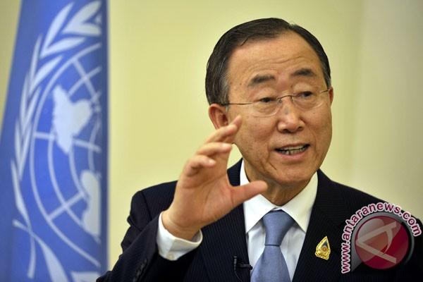 Ban Ki-moon: situasi Sudan selatan makin berbahaya