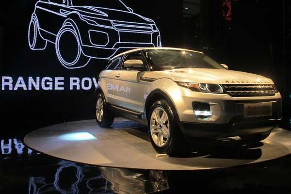 Permintaan Evoque naik, pabrik Land Rover 'ngelembur'