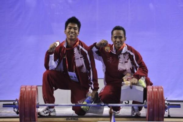 Triyatno persembahkan perak Olimpiade untuk Indonesia