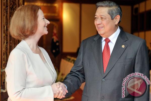 Presiden SBY undang pengusaha Australia investasi di MP3EI