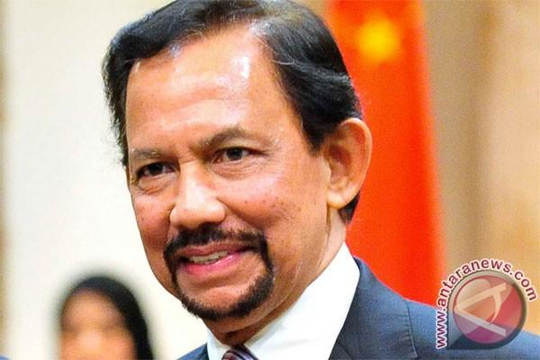 Brunei rayakan HUT ke-66 Sultan Hassanal Bolkiah