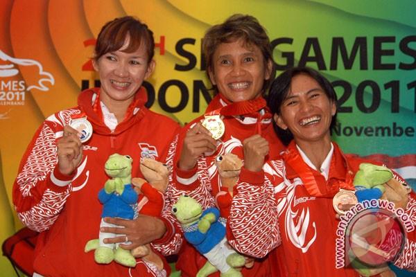 Perolehan akhir medali