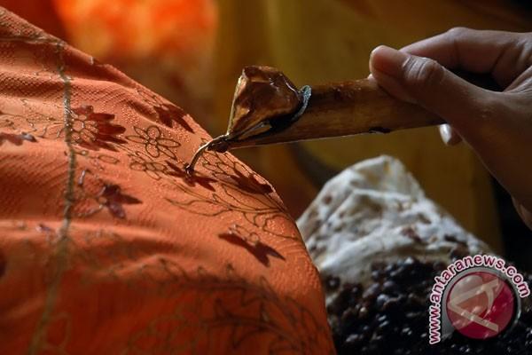 Pesanan batik tulis Pamekasan meningkat jelang Lebaran
