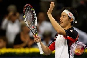 Nishikori kalahkan Berdych di World Tour Finals