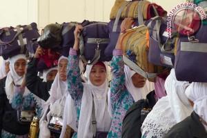 70.618 calon haji Indonesia di Makkah