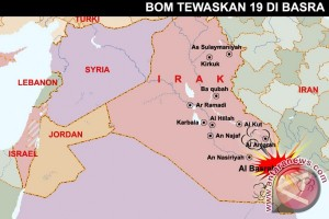 Turki minta warga negaranya tinggalkan Irak