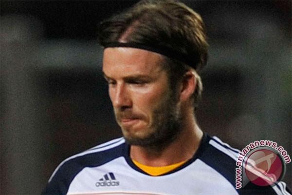 Beckham tak terpilih untuk skuad Olimpiade 2012