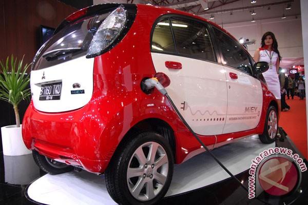ITB dan Mitsubishi pamerkan mobil listrik
