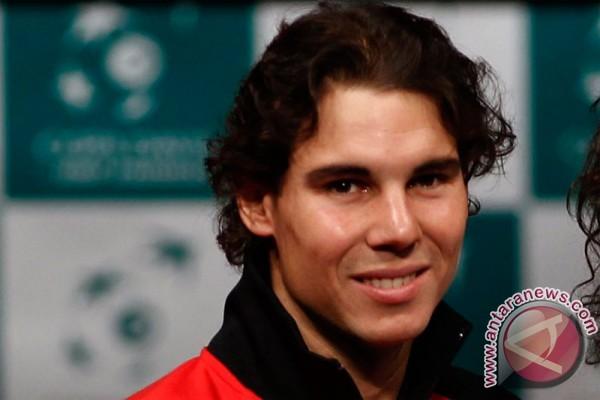 Nadal absen di Olimpiade London karena cedera