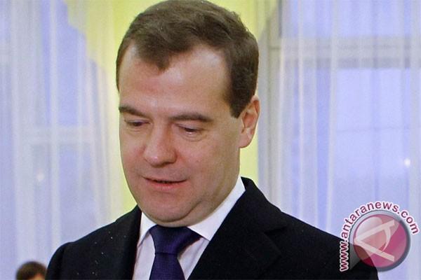 Medvedev bincangkan Suriah dengan Uni Emirat Arab