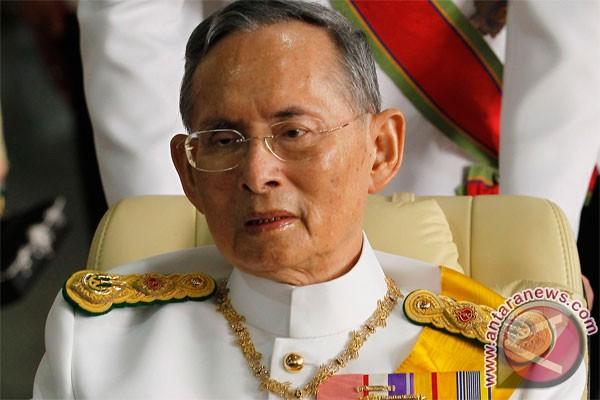 Raja Thailand bertemu Putra Mahkota Jepang