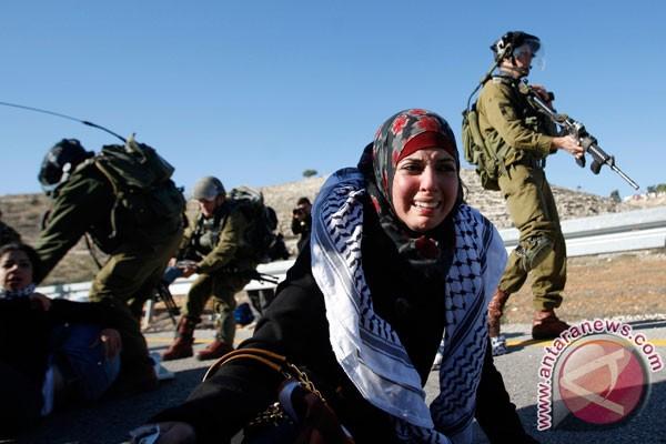 Palestina gelar demonstrasi Perang Enam Hari