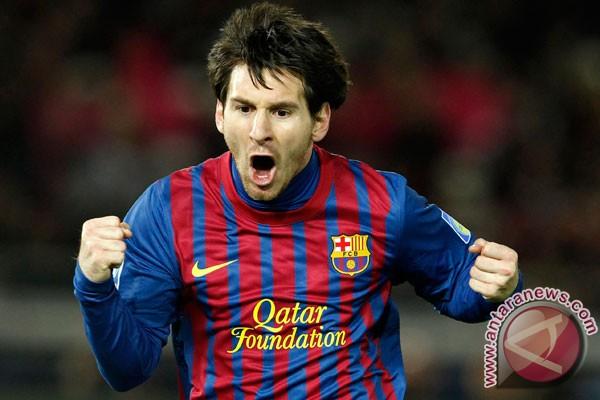 Mengapa Messi terbaik?