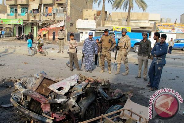 Enam polisi tewas di Irak
