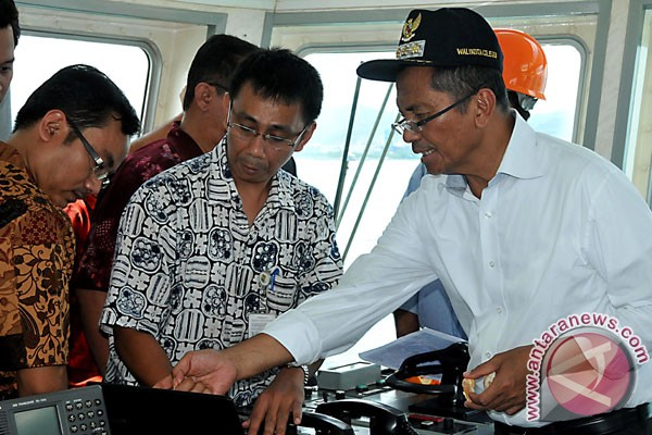 Jelang Idul Fitri ASDP Merak datangkan kapal dari Inggris
