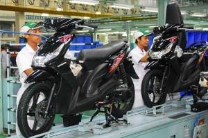 Pasar sepeda motor bisa lesu gara-gara DP naik