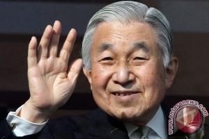 Kaisar Jepang ziarahi makam korban Perang Dunia II di Filipina