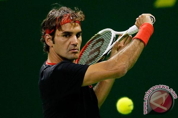 Federer maju ke babak ketiga Wimbledon