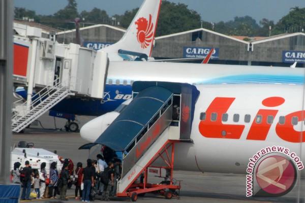 Tarif angkutan udara penyebab inflasi Agustus