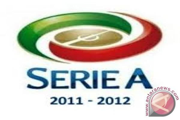 Hasil pertandingan Liga Utama Italia