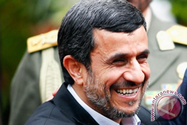 Ahmadinejad tuduh AS-Sekutu ingin kuasai Timur Tengah