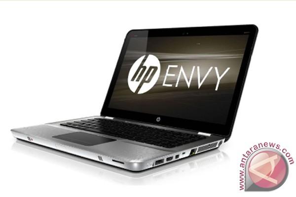 HP kenalkan ultrabook berlayar kaca ENVY Spectre