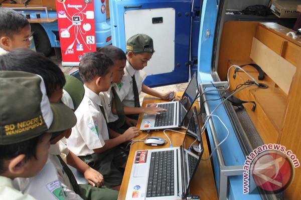 Mobil Internet di pedalaman Kutim belum berfungsi