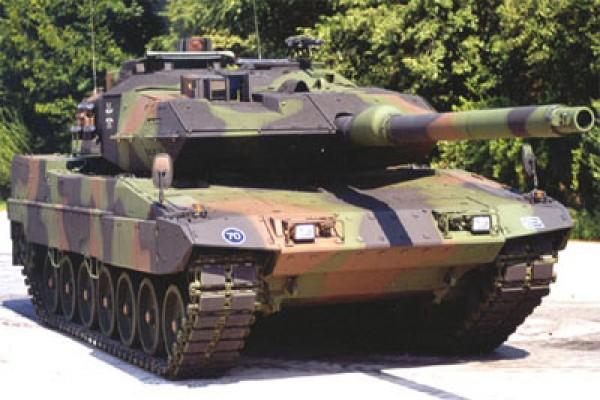 Kemhan: proses pembelian tank Leopard selesai