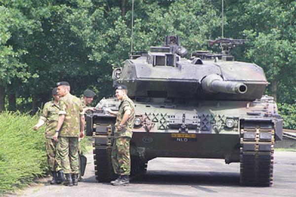 Tank Leopard segera tiba di Indonesia