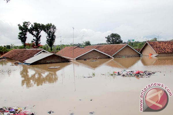 Floods hit nine sub-districts in Banten province