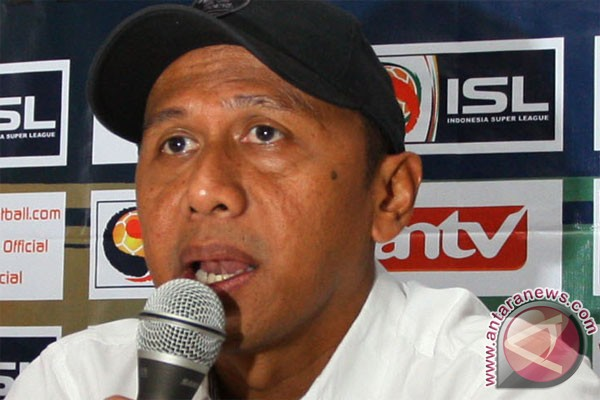 Rahmad ragukan kebugaran Greg lawan Sriwijaya FC