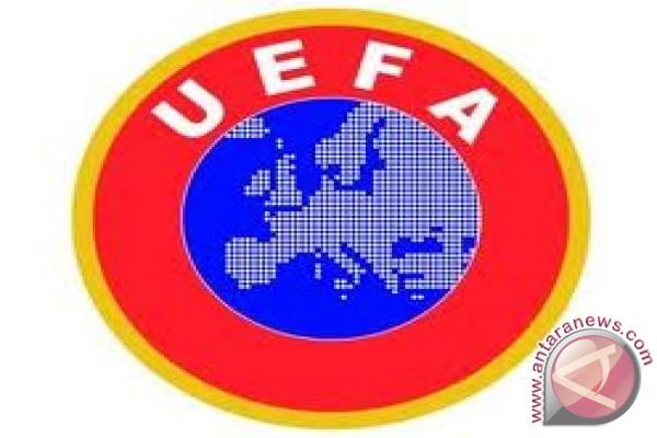 Hasil pertandingan liga-liga Eropa