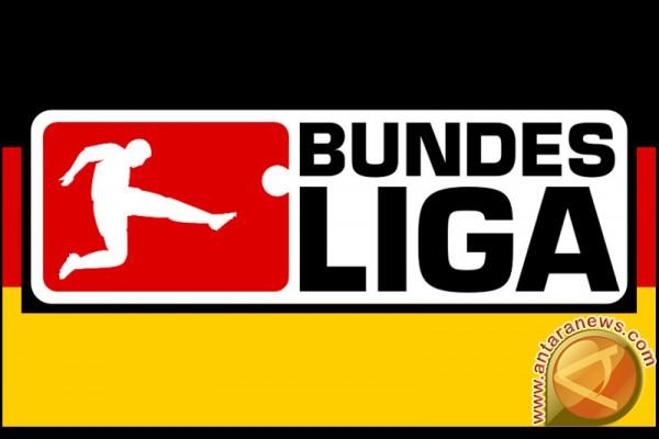 Hasil dan klasemen Liga Utama Jerman