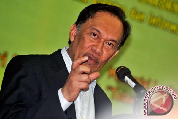 Anwar Ibrahim pensiun  jika kalah pemilu