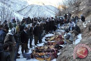35 petempur Kurdi tewas saat serang pengkalan militer Turki