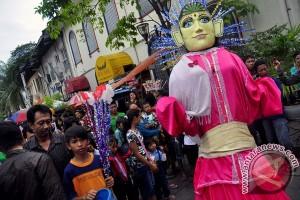 Kota Tua Jakarta bersiap untuk Fiesta Fatahillah malam ini