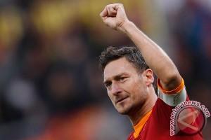 "Peran sebagai ""cameo"" solusi ideal untuk Totti"