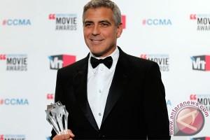 George Clooney tak ingin Donald Trump jadi presiden AS