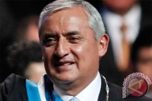 Komedian resmi jadi Presiden Guatemala