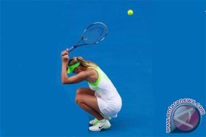 Sharapova diskors dua tahun
