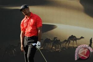 Woods belum siap tampil dalam turnamen besar